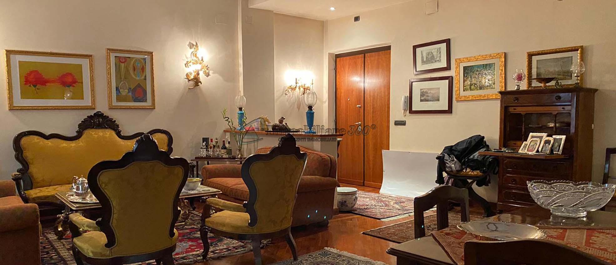 Appartamento al centro ben rifinito