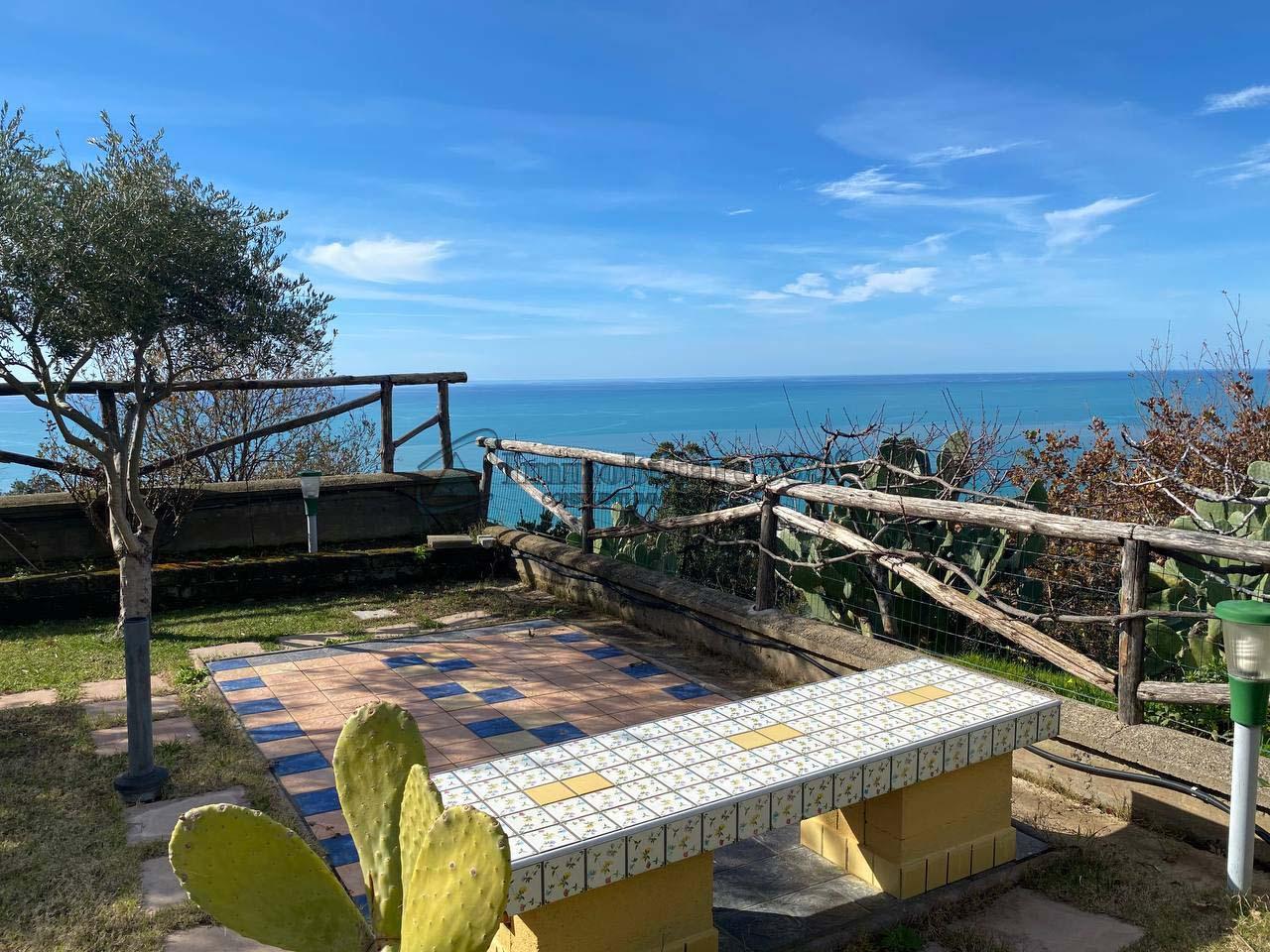 Appartamento panoramico sul mare!